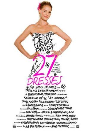 27 DressesPoster