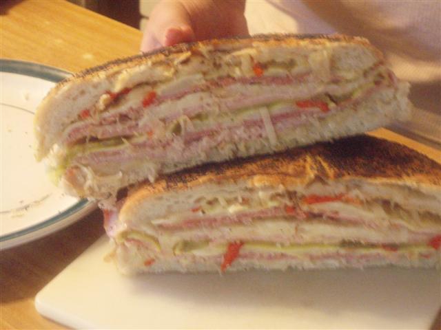 slicedsandwich