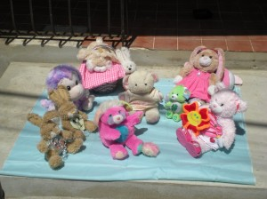 Happy National Teddy Bear Picnic Day!